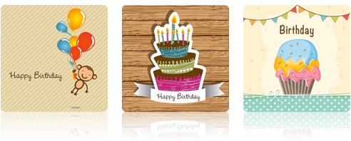 Send Birthday ECards Cost Goes To Charity