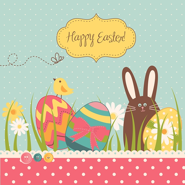 Happy Easter 2019 eCards