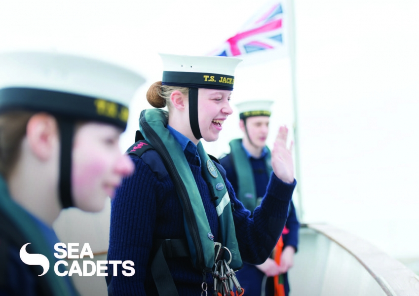 Sea Cadets eCards