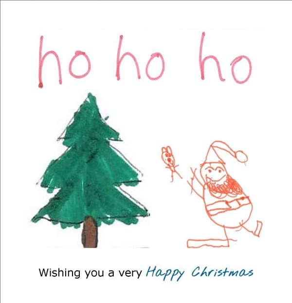 Send a Christmas E-Card eCards