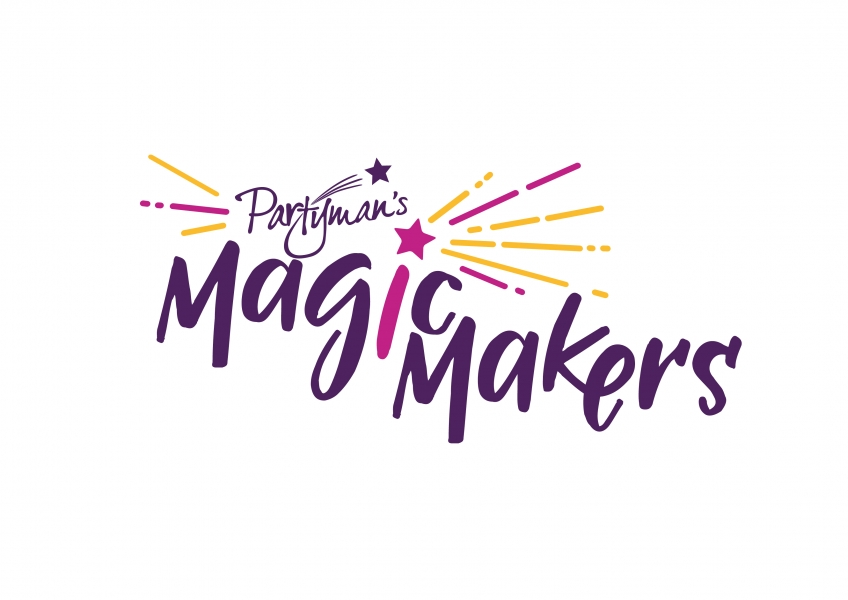Partyman's Magic Makers eCards