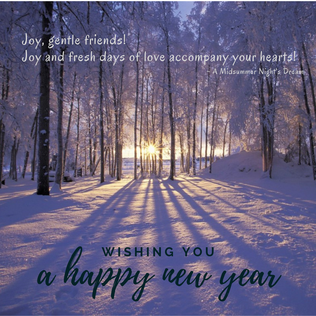Send New Year E-Cards eCards