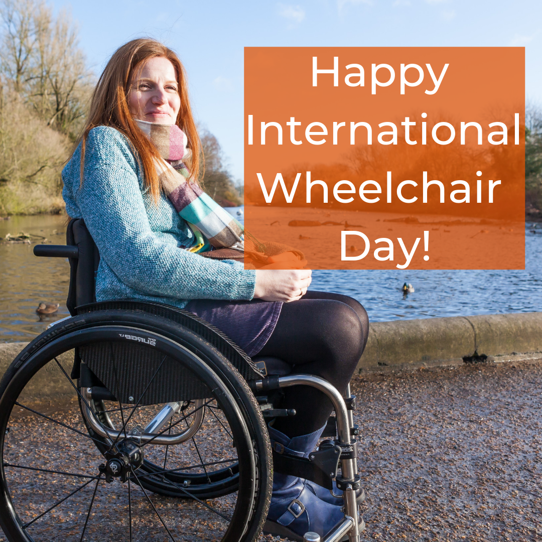 International Wheelchair Day eCards