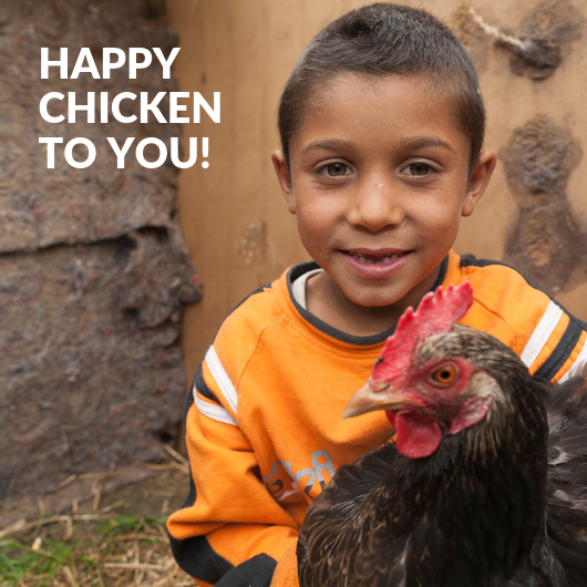 Happy Chicken to you! eCards
