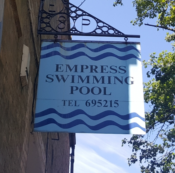 Empress Swimming Pool Trust eCards