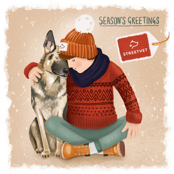 Send Christmas e-card to your friends and family eCards