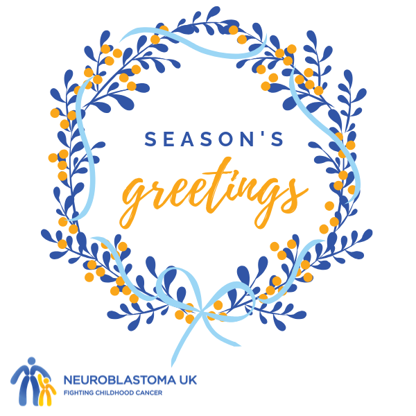 Neuroblastoma UK Christmas ecards eCards
