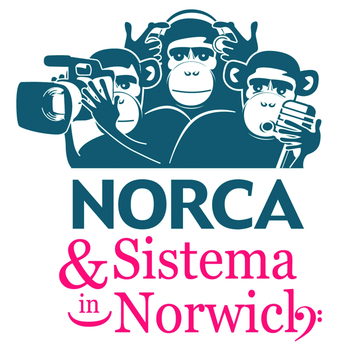 NORCA and Sistema in norwich eCards