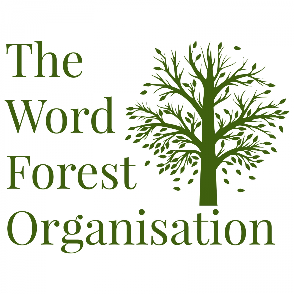 The Word Forest Organsation eCards