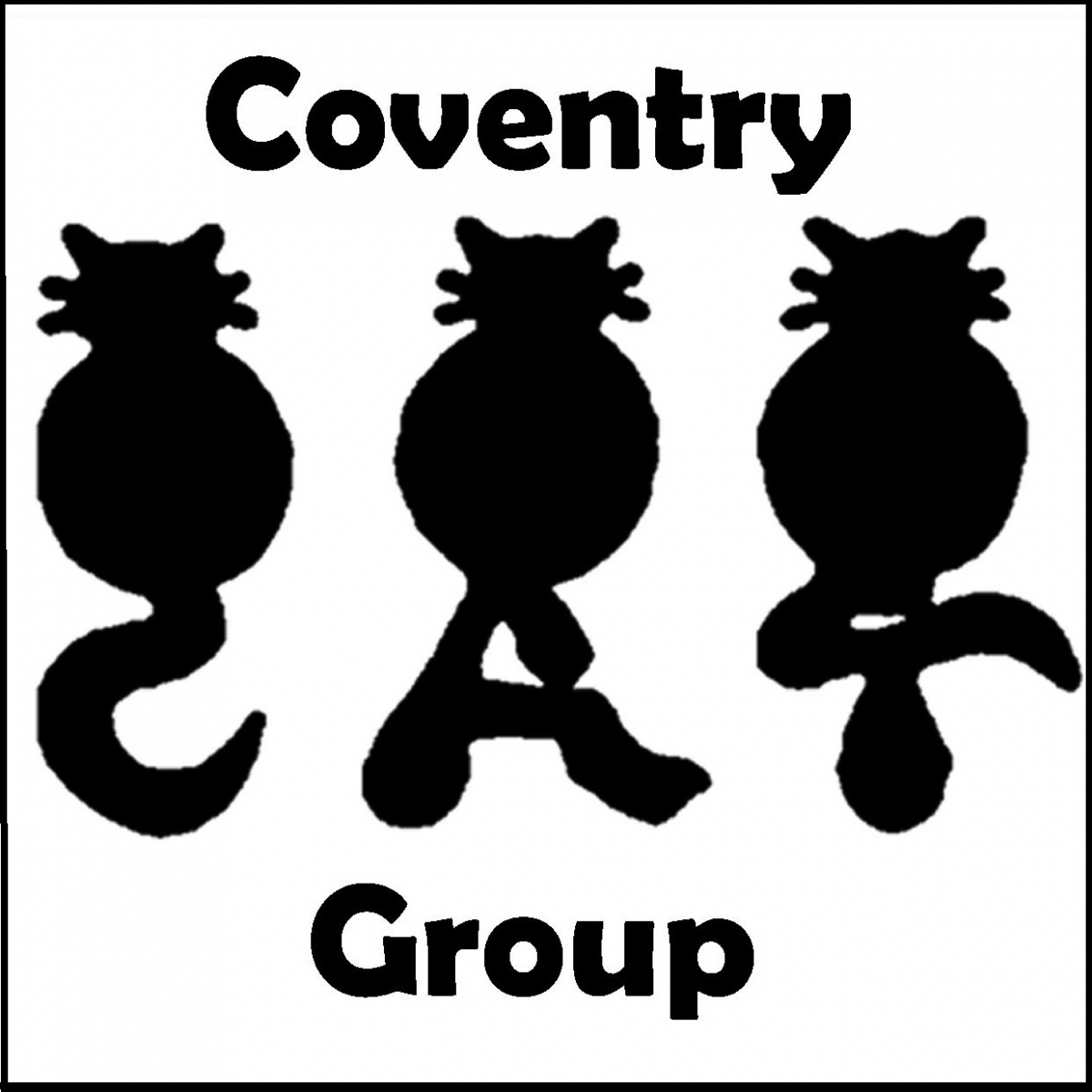 Coventry Cat Group eCards