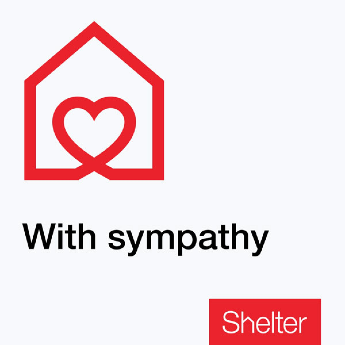 Send condolences through an e-card with Shelter eCards