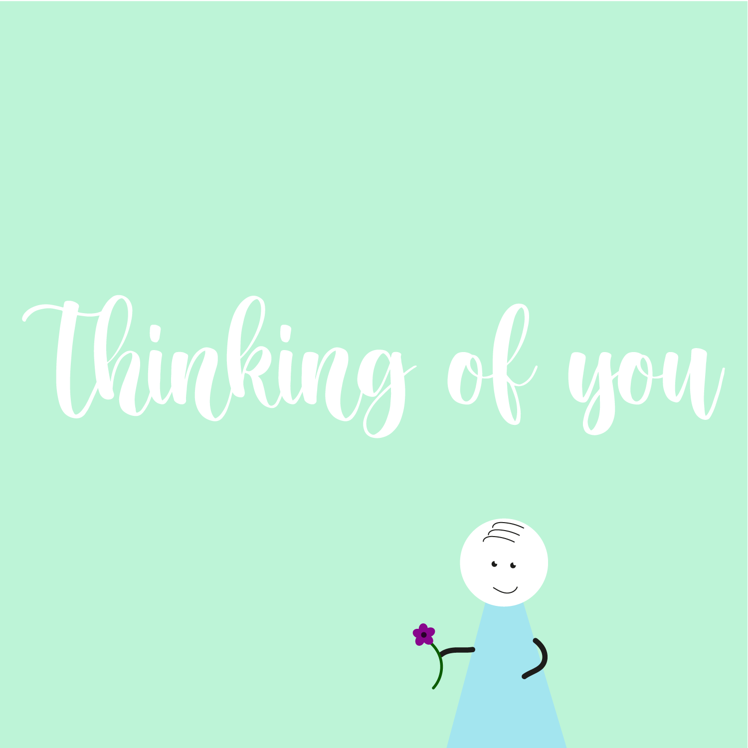 Send Thinking of you E-Cards eCards