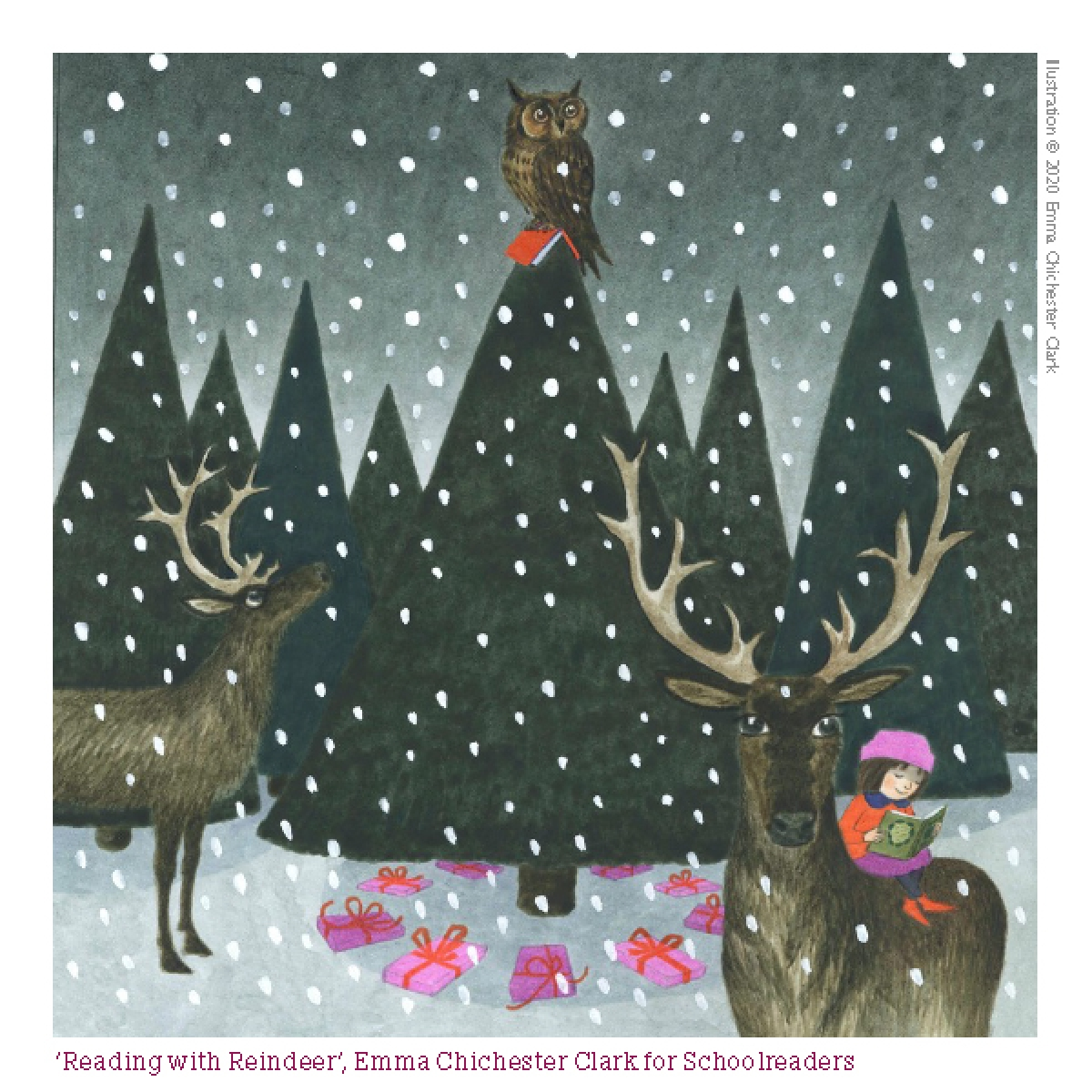 Send our very special e-cards this Christmas!  eCards