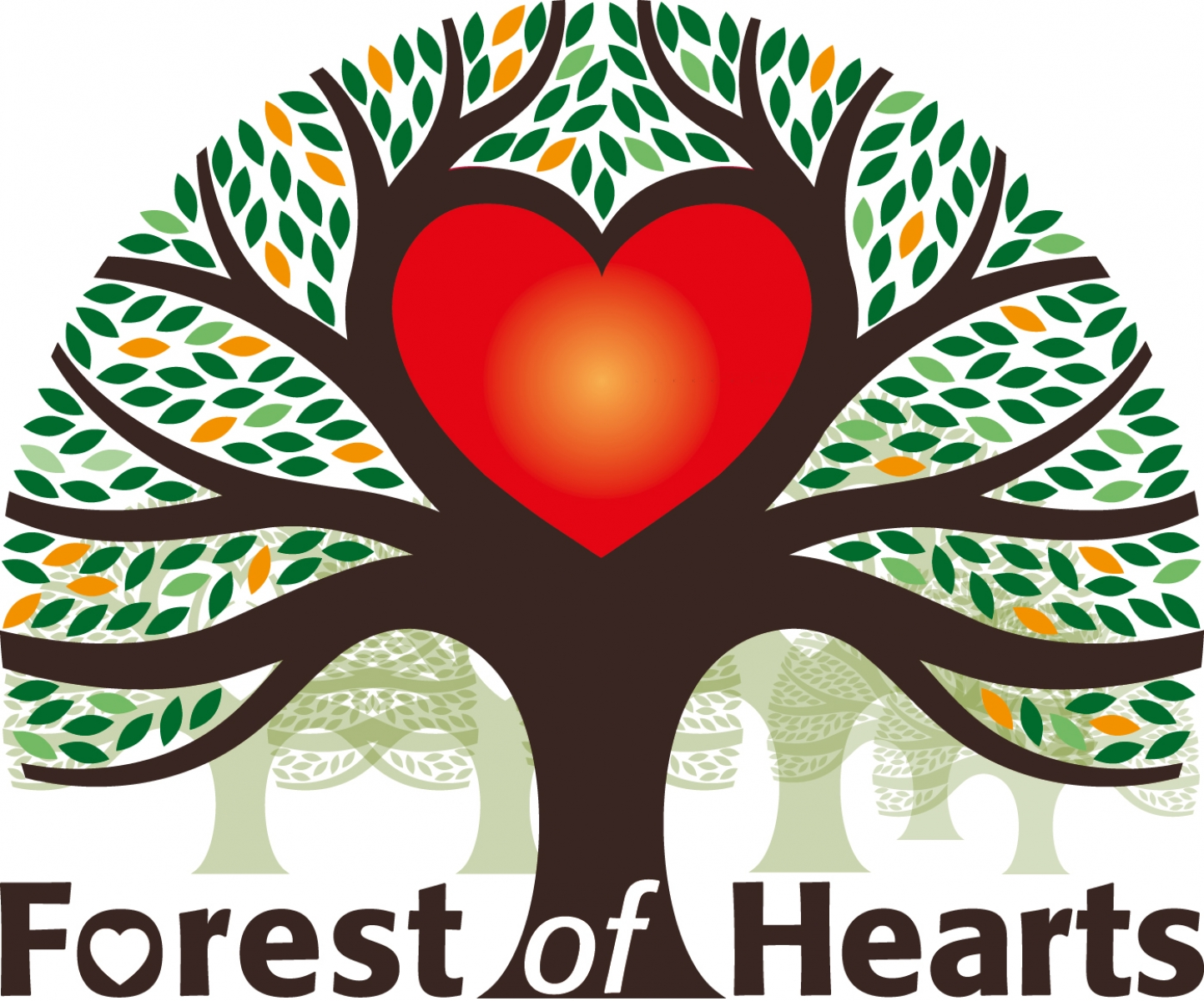 Forest of Hearts eCards