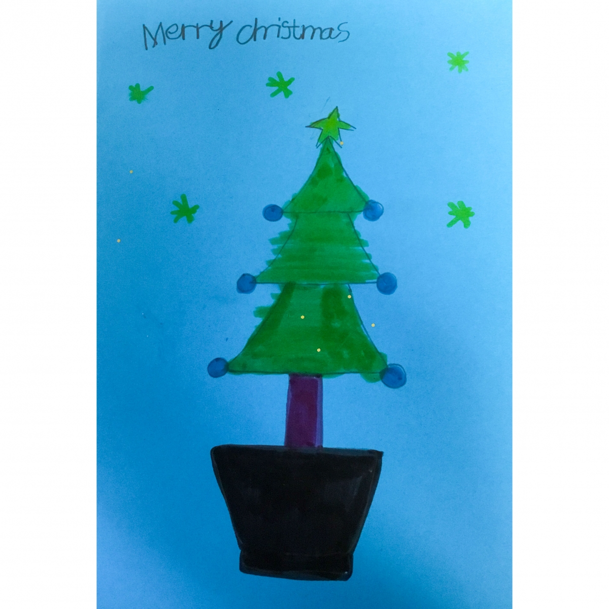 Send Christmas E-Cards designed by our students eCards