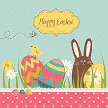 BDA Easter eCards