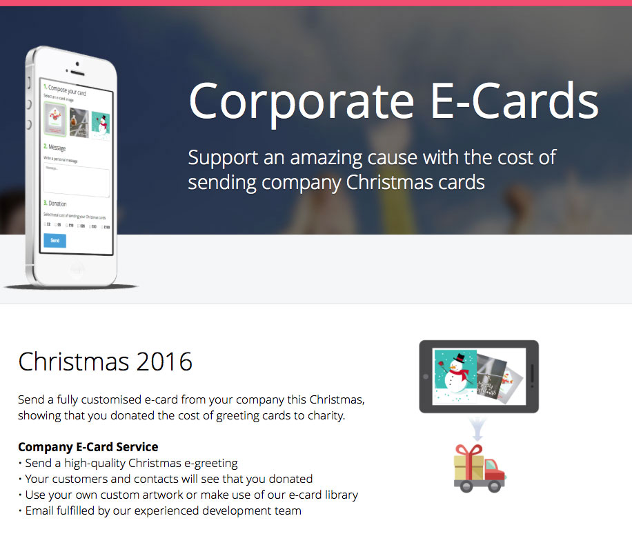 DontSendMeACard.com | What\'s New